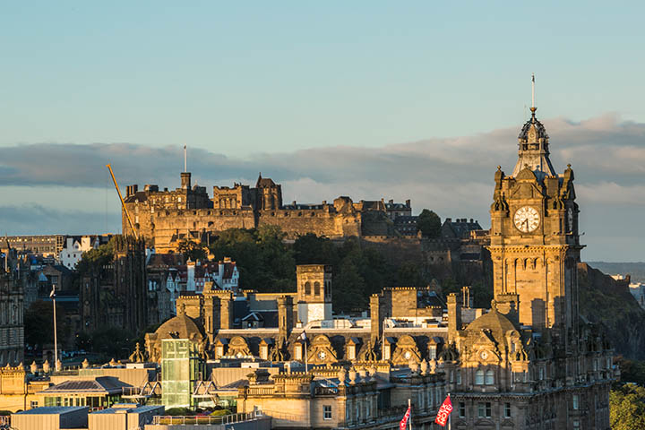 Skotland med Tog - Den Østlige tur - 8 dage - Travel's Easy
