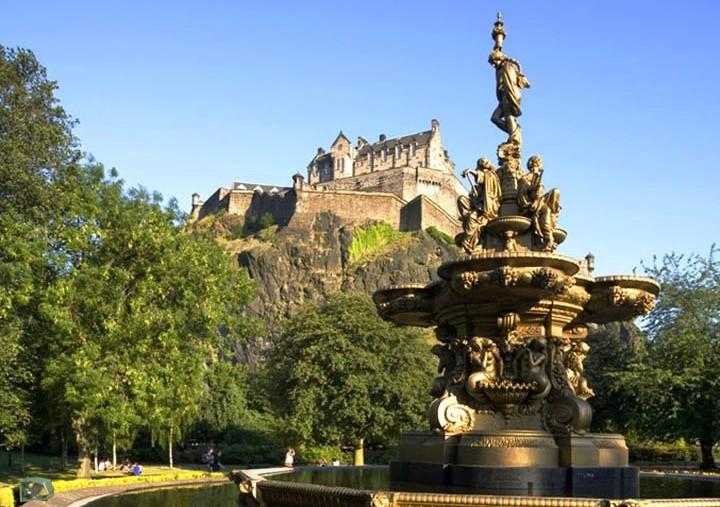 Rejse til Edinburgh, Loch Lomond & Stirling Castle - 4 dage - Travel's Easy
