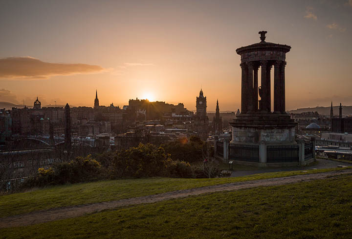 Skotland - Set fra en klassisk bil - 6 dage - Travel's Easy